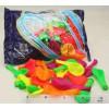 Balonky nafukovací fluorescenční 100ks