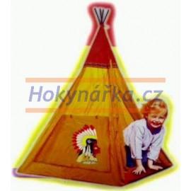 Dětský indiánský stan - indiánské teepee