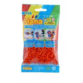 Hama Oranžové korálky