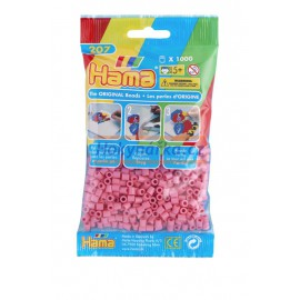 Hama Růžové korálky