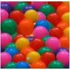 Míčky plastové do bazénu 7cm 100ks balónky do hracích koutů