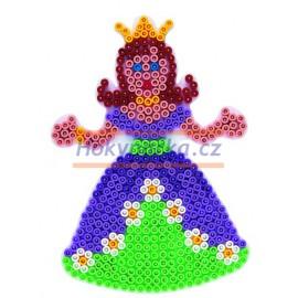 Hama Podložka - princezna