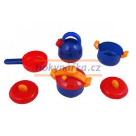 Kuchyňský set - dětské nádobíčko do kuchyňky