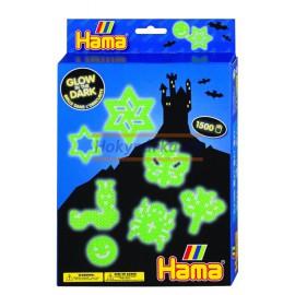 Hama Dárkový box - svítící ve tmě