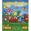 Hama zažehlovací korálky Inspirativní knížka - MIDI