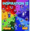 Hama korálky Inspirativní knížka 12 - MIDI