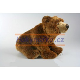 Plyšový Medvěd hnědý medvídek 45cm plyšáci plyšák