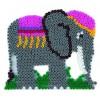Hama podložka slon MIDI