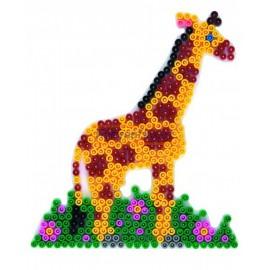 Hama zažehlovací Podložka Žirafa pro korálky MIDI