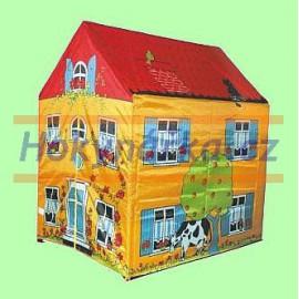 Dětský stan domeček látkový