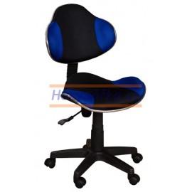 Kancelářská židle NVA modrá