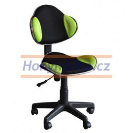 Kancelářská židle NVA zelená