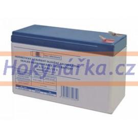 Baterie akumulátor 12V/7Ah