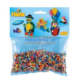 Hama Mix korálků v sáčku 7.500 ks - MINI