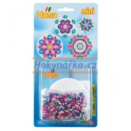Hama set květiny zažehlovací korálky MINI