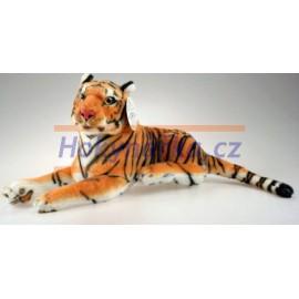 Plyšový Tygr hnědý 57cm