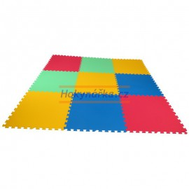 Pěnový koberec XL9 mix 4 barev 8mm