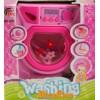 Dětská pračka funkční na baterie malá