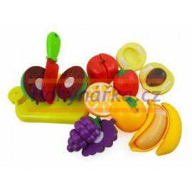 Potraviny do dětské kuchyňky krájecí jídlo