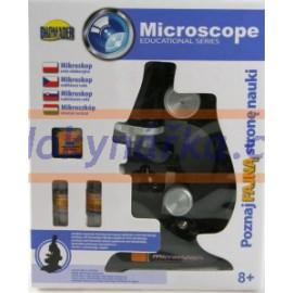 Mikroskop dětský s příslušenstvím