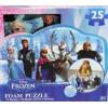 Frozen pěnové puzzle