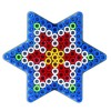 Hama podložka hvězda zažehlovací korálky MAXI