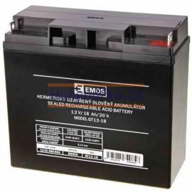 Baterie akumulátor 12V/18Ah