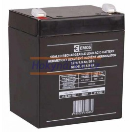 Baterie akumulátor 12V/4,5Ah
