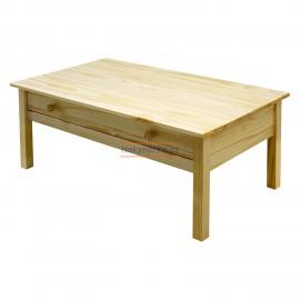 Konferenční stůl Torino masiv lak borovice