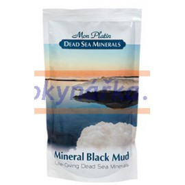 Přírodní minerální černé bahno Mrtvého moře 500g