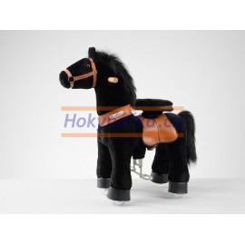 Ponnie Black Horse černý mustang malý