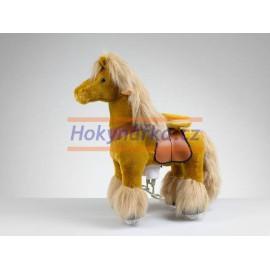 Ponnie Light Brown Royal Horse světle hnědý královský kůň malý