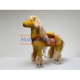 Ponnie Light Brown Royal Horse světle hnědý královský kůň střední