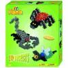 Hama sada 3D pavouk korálky MIDI