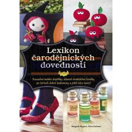 Kniha Lexikon čarodějnických dovedností
