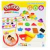Play Doh sada barvy a tvary