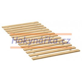 Rošt 200x90 cm dřevěný masiv smrk