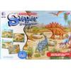 Velká sada puzzle 4v1 dinosauři