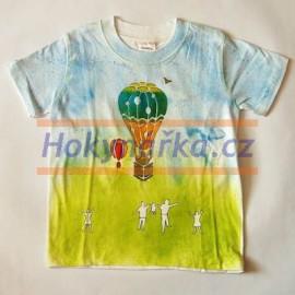 Tričko dětské chlapecké 5-6 let K2