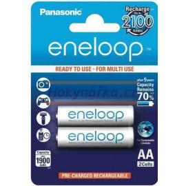 Baterie Panasonic eneloop AA 1900mAh NiMH 2ks