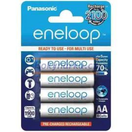 Baterie Panasonic eneloop AA 1900mAh NiMH 4ks