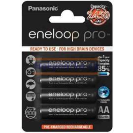 Baterie Panasonic eneloop AA 2450mAh NiMH 4ks