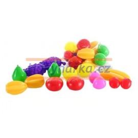 Potraviny dětská kuchyňka ovoce