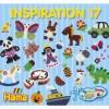 Hama zažehlovací korálky Inspirativní knížka 17 MAXI