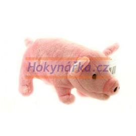 Plyšové prase růžové 20cm