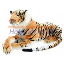 Plyšový Tygr hnědý 70cm