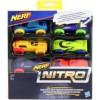 NERF Nitro auto 6ks  HASBRO