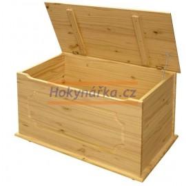 Truhla dřevěná lak masiv borovice