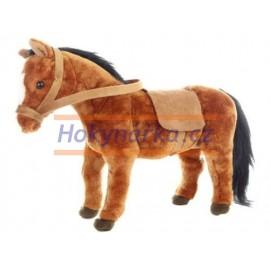 Plyšový kůň 46cm