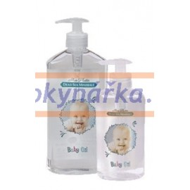 Dětský olej s vitamínem 250ml